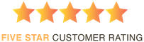 5-STAR SELLER RATING – 98% OF OUR CUSTOMERS RATE THEIR EXPERIENCE 5 STARS. SEE WHAT OUR CUSTOMERS ARE SAYING!