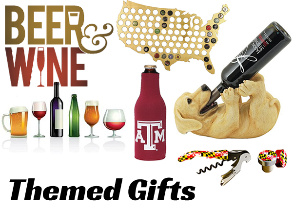Beer and Wine themed accessories and gifts. Humorous, Sports Fan, Picnic and Party